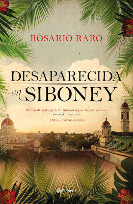 Desaparecida en Siboney - Rosario Raro (2019)