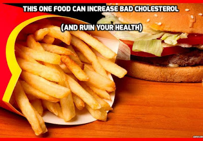 According to a new study from University of London, one type of food can singlehandedly run increase bad cholesterol level through the roof. And this is exactly the type of food that's becoming more and more popular. In fact, you should avoid eating this type of food more than once per week.