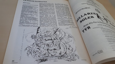 La ilustración también es de Álex de la Iglesia.