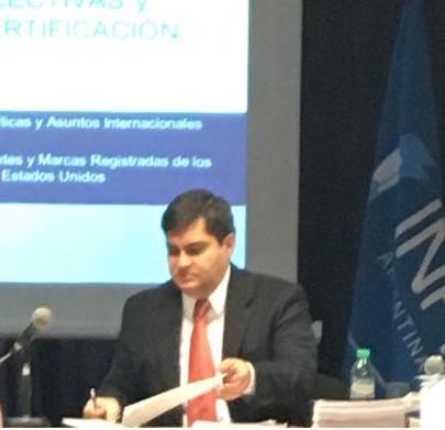 argentina oficina de estados unidos uspto capacita a