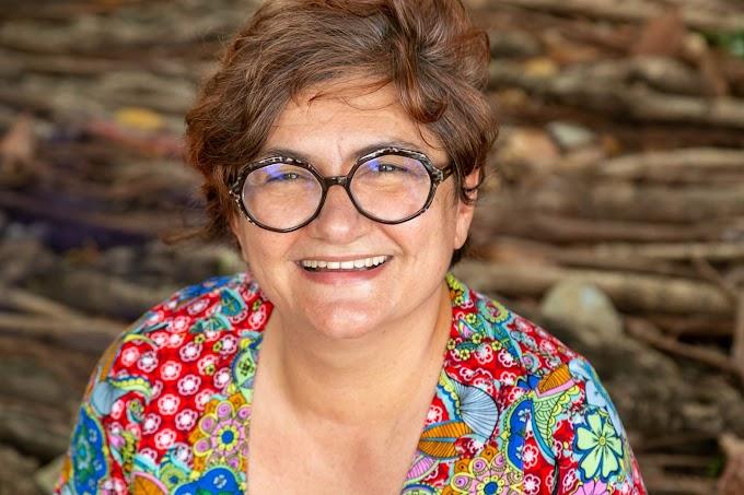 Escritora Cida Pedrosa participará da Roda de Poesia no Gesso