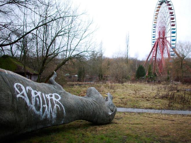 Parques De Divers 227 O Abandonados S 227 O Extremamente Macabros