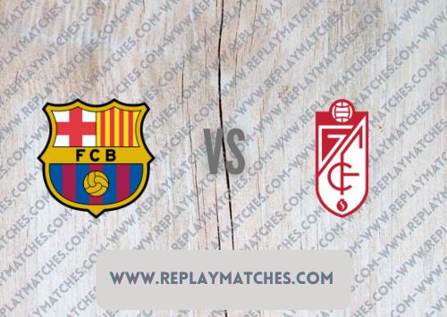 Barcelona vs Granada -Highlights 20 September 2021