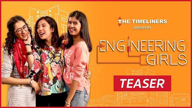 Engineering Girls web series poster