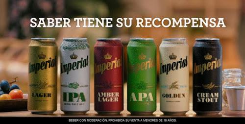Momentazo, nueva campaña de Cerveza Imperial