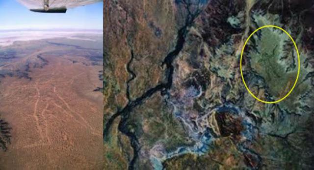 Ο μυστηριώδης άνθρωπος Marree Man: Το μεγαλύτερο γεωγλυφικό του κόσμου
