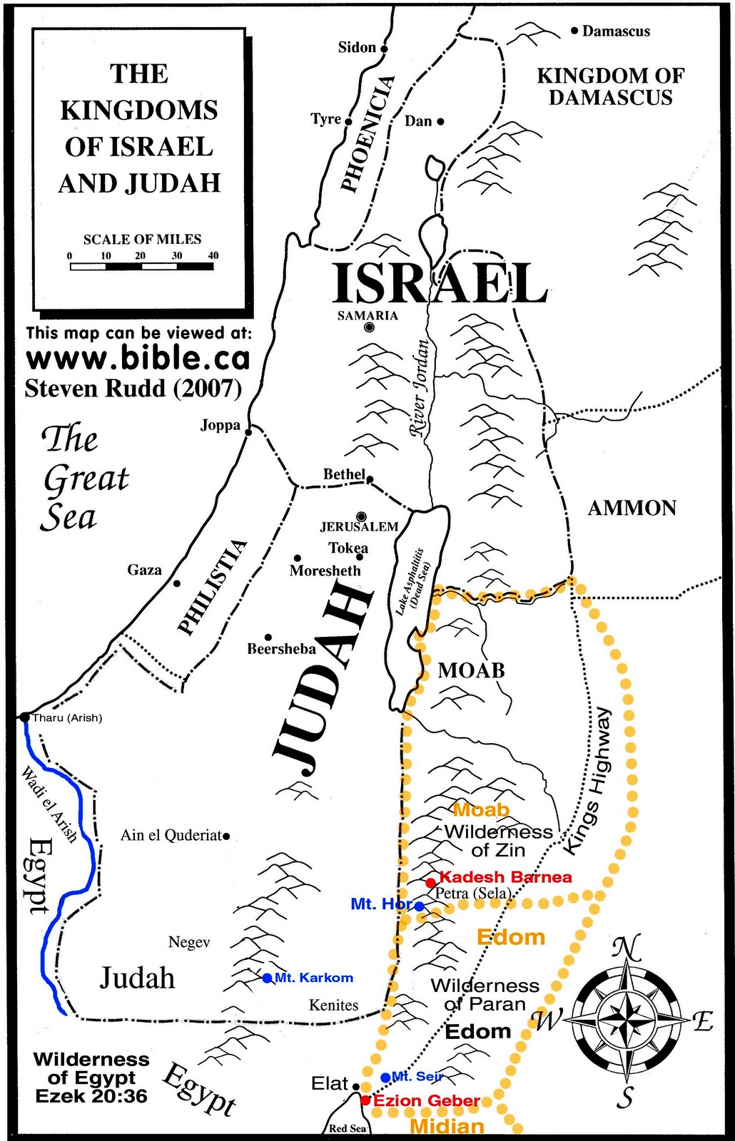 Thinking Through the Bible SESSION 2224 Kings Chronicles