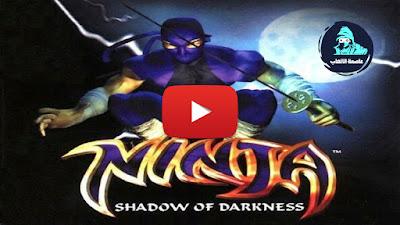 تحميل لعبة نينجا شادو أف داركنس Ninja Shadow of Darkness كاملة