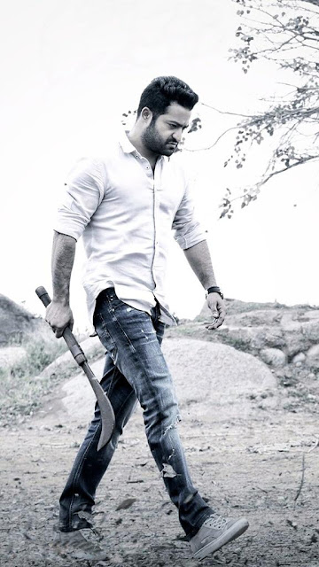 Aravindha sametha movie stills