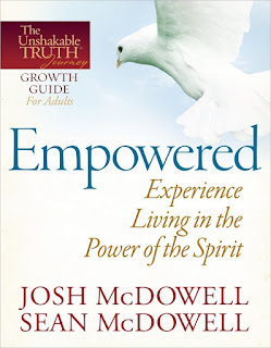 Empowered by the Holy Spirit Josh McDowell