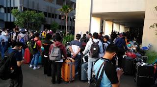 8.997 TKI Asal Jatim Sudah Dipulangkan ke Daerah Masing-masing, Aturan Menunggu di Wisma Haji Tak Akan Dihapus