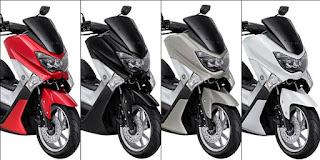 Harga Motor Yamaha N-MAX ABS di Solo