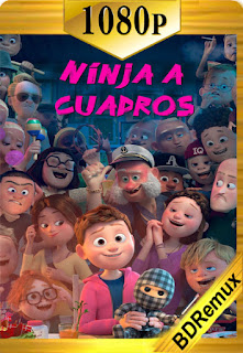 Ninja a cuadros (2018) [1080p BD REMUX] [Latino-Inglés] [LaPipiotaHD]