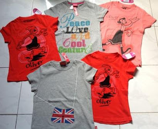 Matahari Branded: Baju anak branded cool,jsp,safron,popeye ...