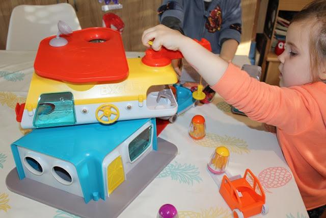 les bidibules jouet motricité