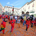 Food Fight in Italy: Battle of Oranges: HD Pictures