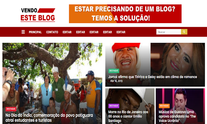 Template Blogger 0011