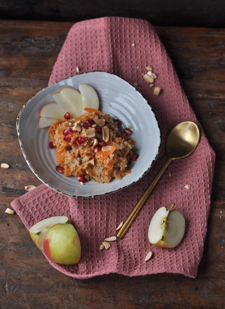 #glutenfree #carrotcake #porridge