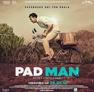 PadMan Budget, Screens & Box Office Collection India, Overseas, WorldWide