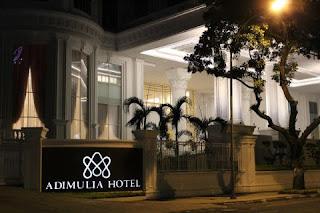 hotel adimulia medan