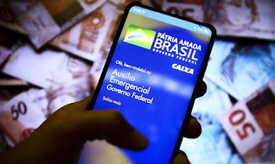 Caixa detalha calendário de pagamentos do auxílio emergencial extensão de R$ 300 reais