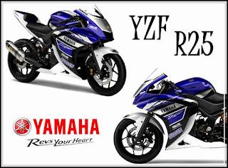 gambar harga motor sport Yamaha 2