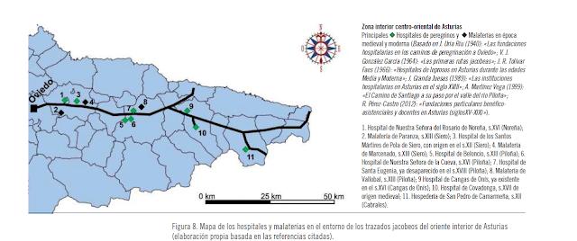 Mapa De Asturias Y Cantabria Juntos.La Vereda De Heterodoxos