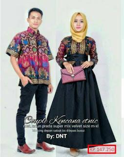 baju couple lebaran untuk remaja