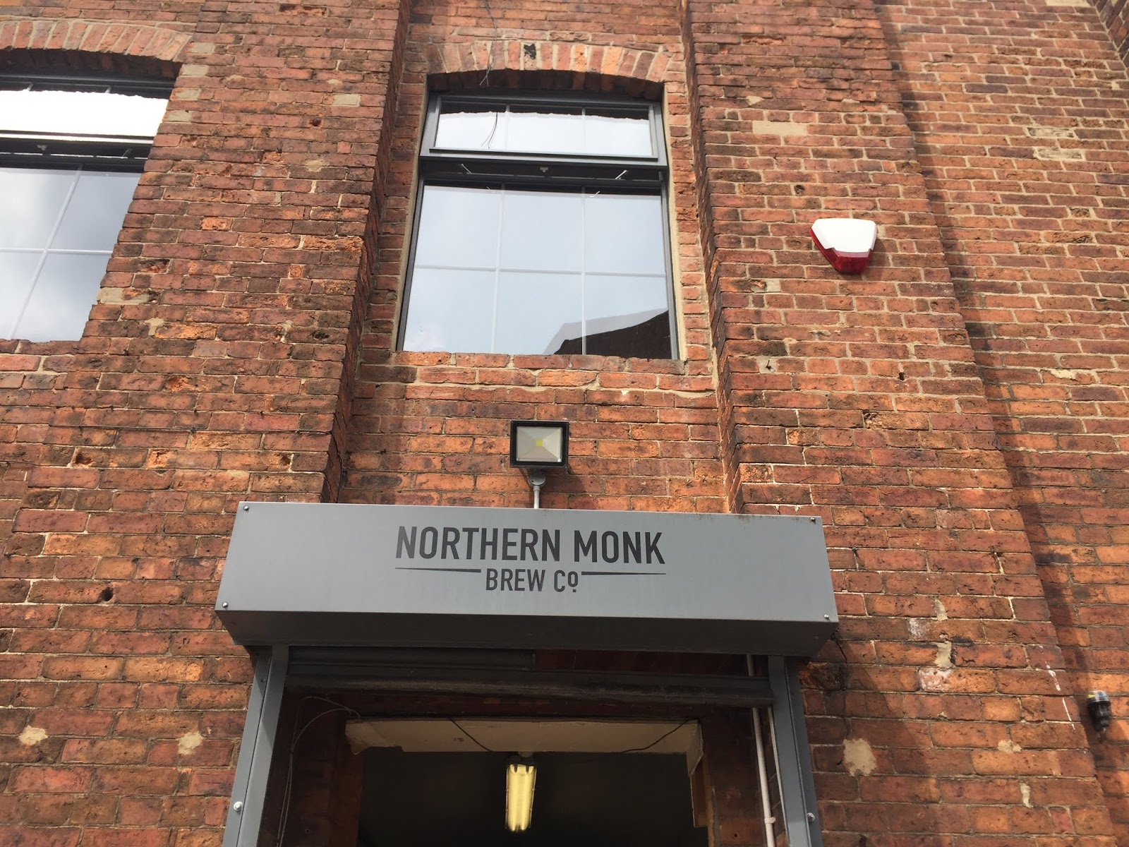 Northern Monk Brew Co in Leeds