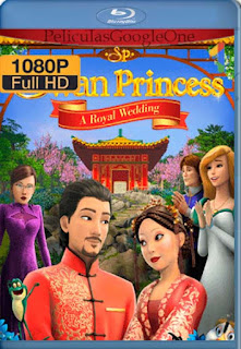 La Princesa Encantada: Una Boda Real[2020] [1080p BRrip] [Latino- Ingles] [GoogleDrive] LaChapelHD