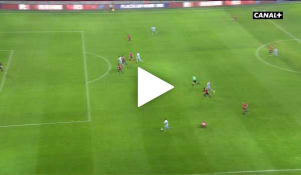 Video Lille 0 - 4 Monaco Ligue1 Vòng 7