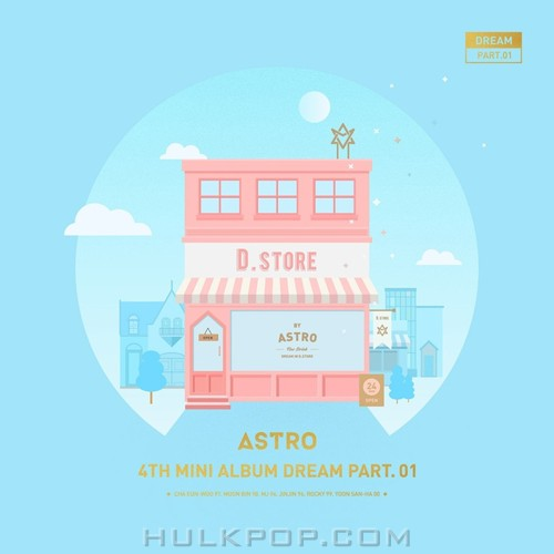 ASTRO – Dream Part.01 – EP (ITUNES PLUS AAC M4A)