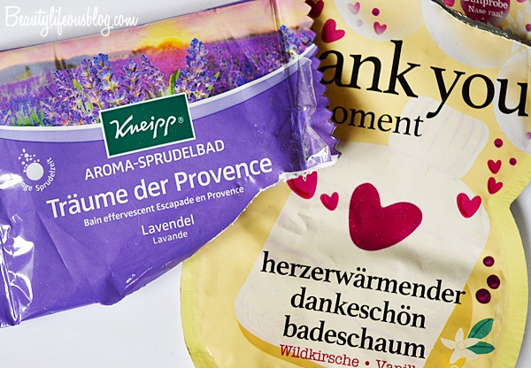 Kneipp - Aroma Sprudelbad - Träume der Provence
