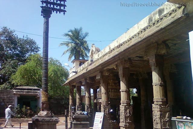 Madambakkam Dhenupureeswarar Temple Architecture