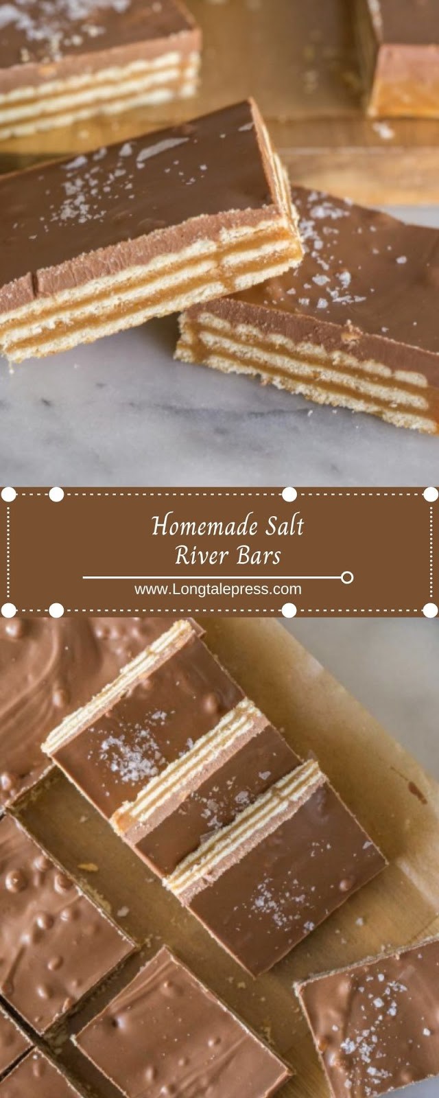 Homemade Salt River Bars