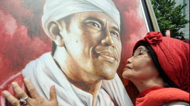 Pandu Jokowi: Kedermawan Presiden Jokowi Mirip Usman Bin Affan