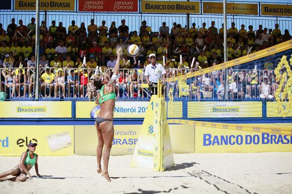 Itapema sedia Circuito Brasileiro de vôlei de praia
