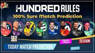 Match 18th 100 Balls : Oval Invincibles vs Birmingham Phoenix Today cricket match prediction 100 sure