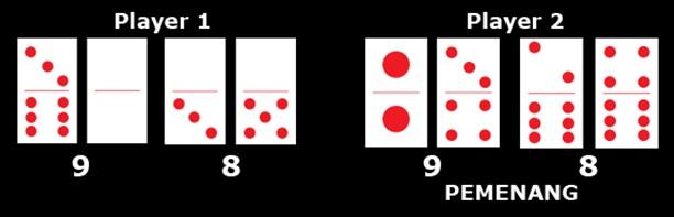 Panduan Cara Bermain Domino Qiu Qiu / Domino 99 Online
