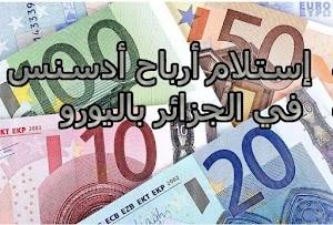 طريقة إستلام أرباح أدسنس في الجزائر باليورو لسنة 2020