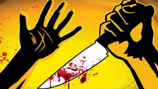 Husband attacked wife with knife in suspicion of illegal relationship, absconding