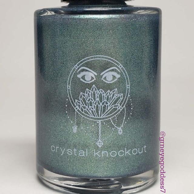 Crystal Knockout R.E.A.
