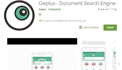 Owplus aplikasi