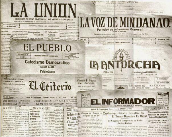 Publicaciones en Español de Filipinas
