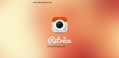 تطبيق Retrica الرائع لالتقاط الصور