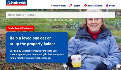 Nationwide Family Deposit Mortgage