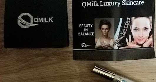 beauty expression natural sensitive skin eczema skincare review QMilk