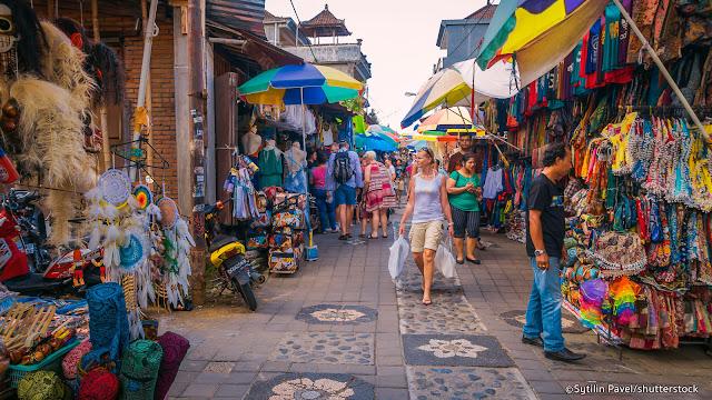 Ubud Art Market (Ubud)