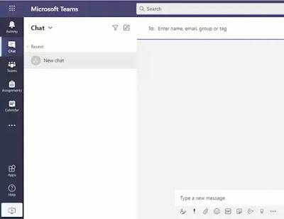 شرح برنامج Microsoft Teams وكيفية إستخدام البرامج التعليمية الأساسية