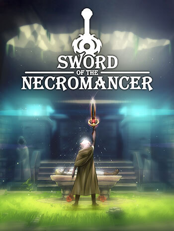 تحميل لعبة Sword of the Necromancer v2.0.0 للكمبيوتر برابط مباشر